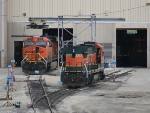 BNSF 8629